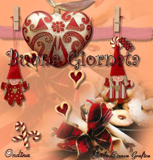 Buongiorno E Buona Giornata Di Natale Frasi E Immagini