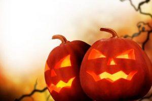 Essiccazione Zucca Di Halloween.Halloween Creativita Zucche Di Halloween Paurose O Divertenti